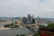 Observation Deck, Duquesne Incline, Pittsburgh