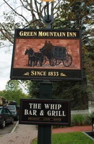 The Whip Bar & Grill, Stowe, VT