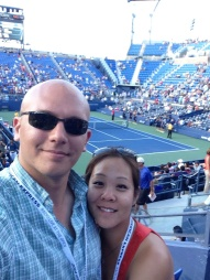 Us at the Open