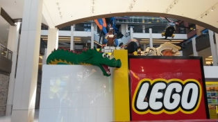Lego Store, Mall of America, MN